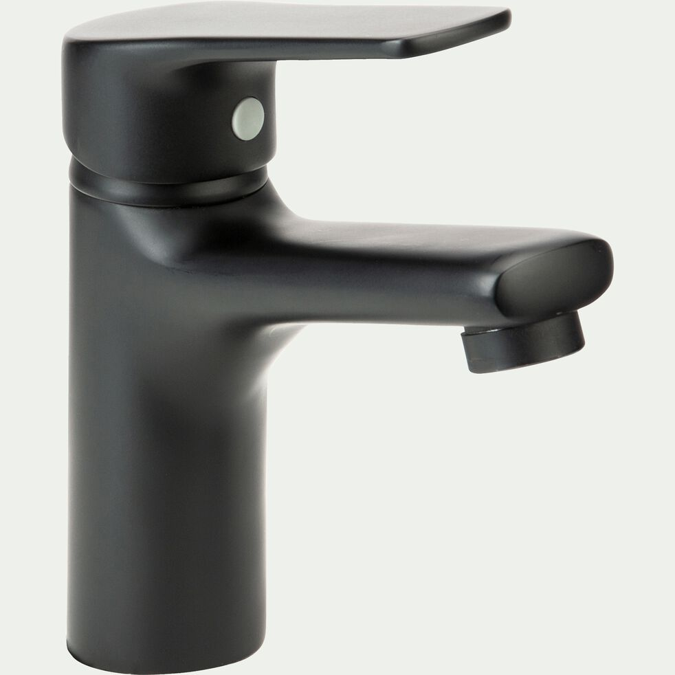 Mitigeur de salle de bain noir-EVEL