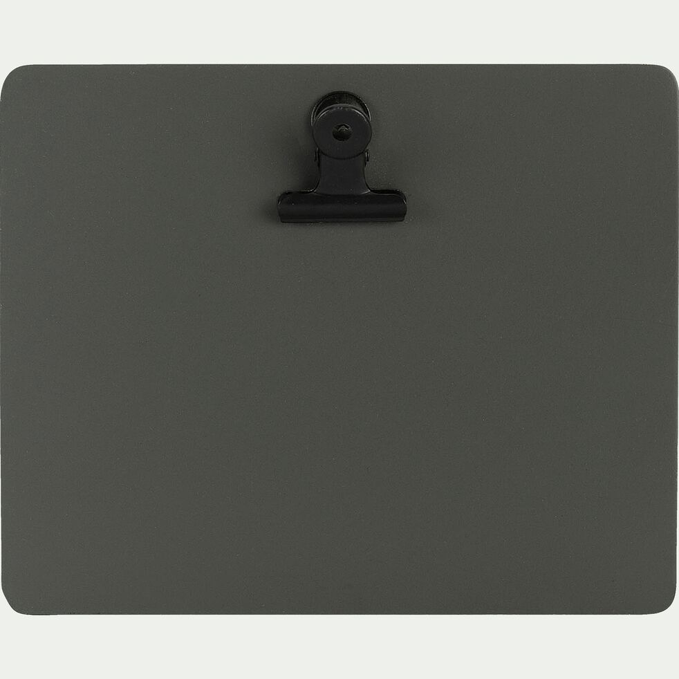 Porte-bloc format portrait Vert cèdre-SORYS