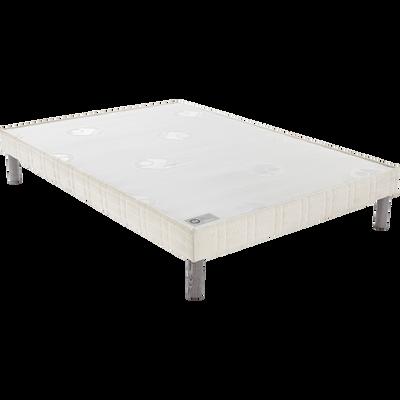 Sommier tapissier Bultex 14 cm - 140x200 cm-IDEAL