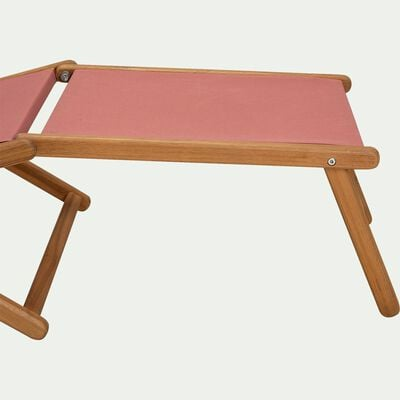 Repose pieds pour chaise udina - rouge rustrel-UDINA
