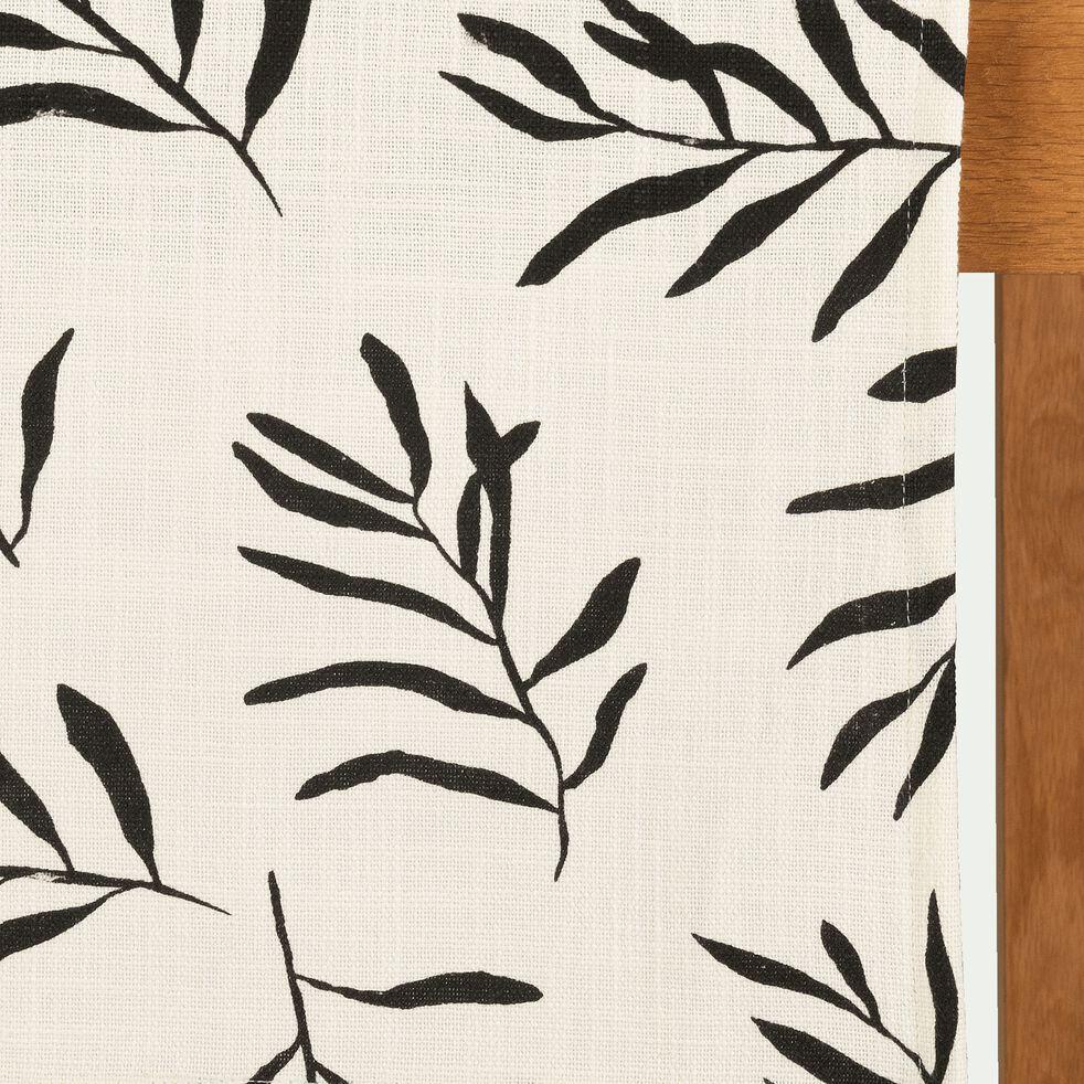 Chemin de table en coton à motif 50x200cm-ALOYSE