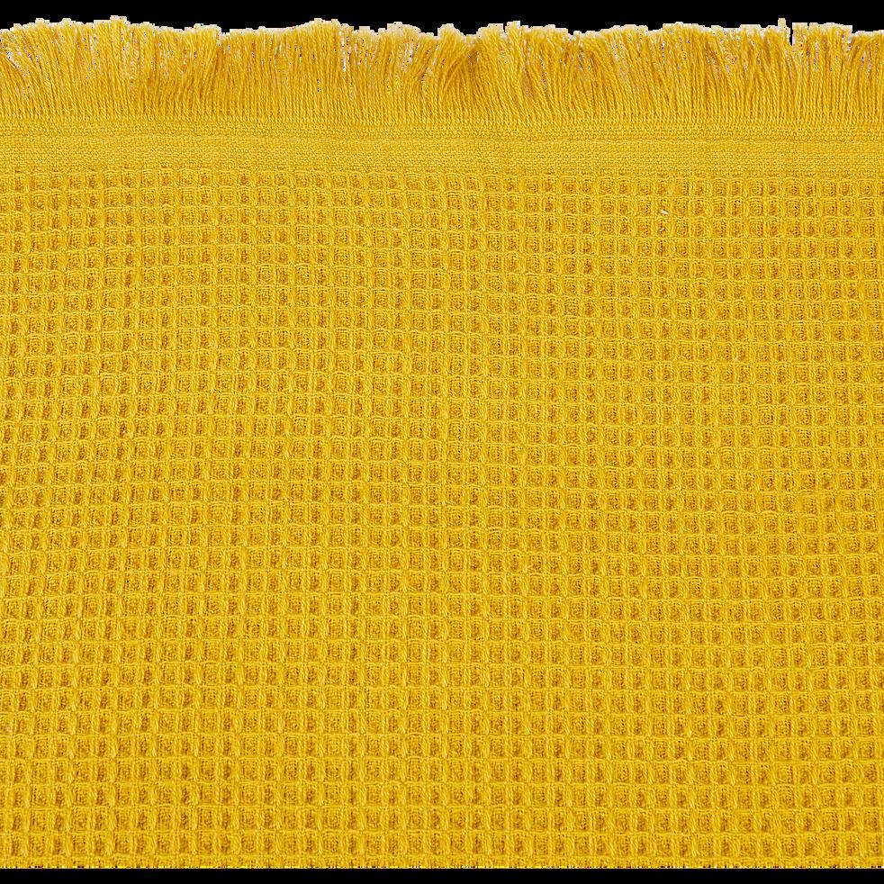 Serviette 50x100cm jaune cari-JELENA