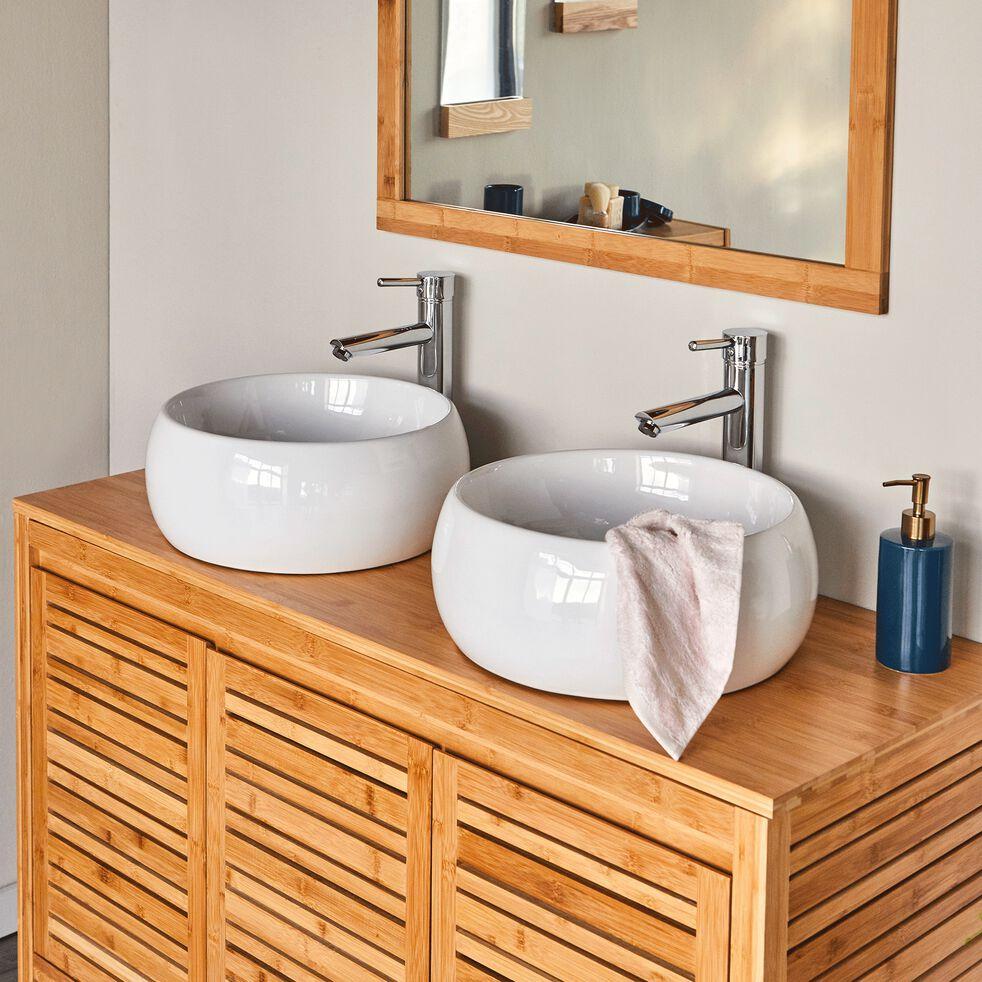 Ballast - Vasque de salle de bains en céramique à poser