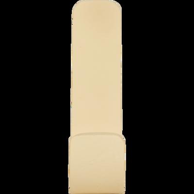 Patère en bois beige-PIZ