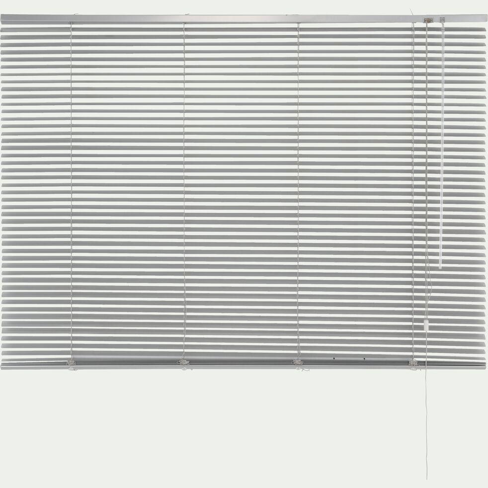 Store vénitien en aluminium - gris 150x175cm-VENITIEN AL
