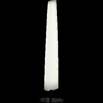 Totem lumineux blanc à LED H160cm-BAY