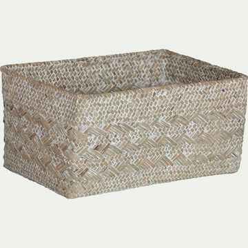 Panier rectangulaire 30x20xh15cm-Haven