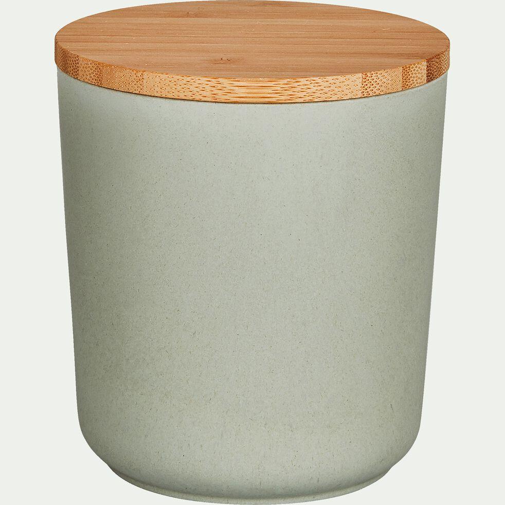 Boite bambou - vert cèdre 60cl-VOVO