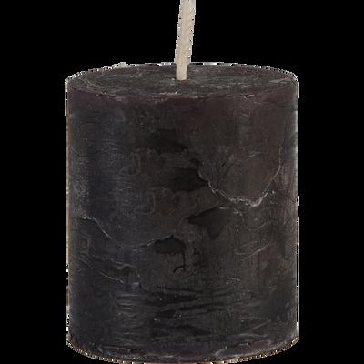 Bougie votive coloris gris calabrun H4,5cm-BEJAIA