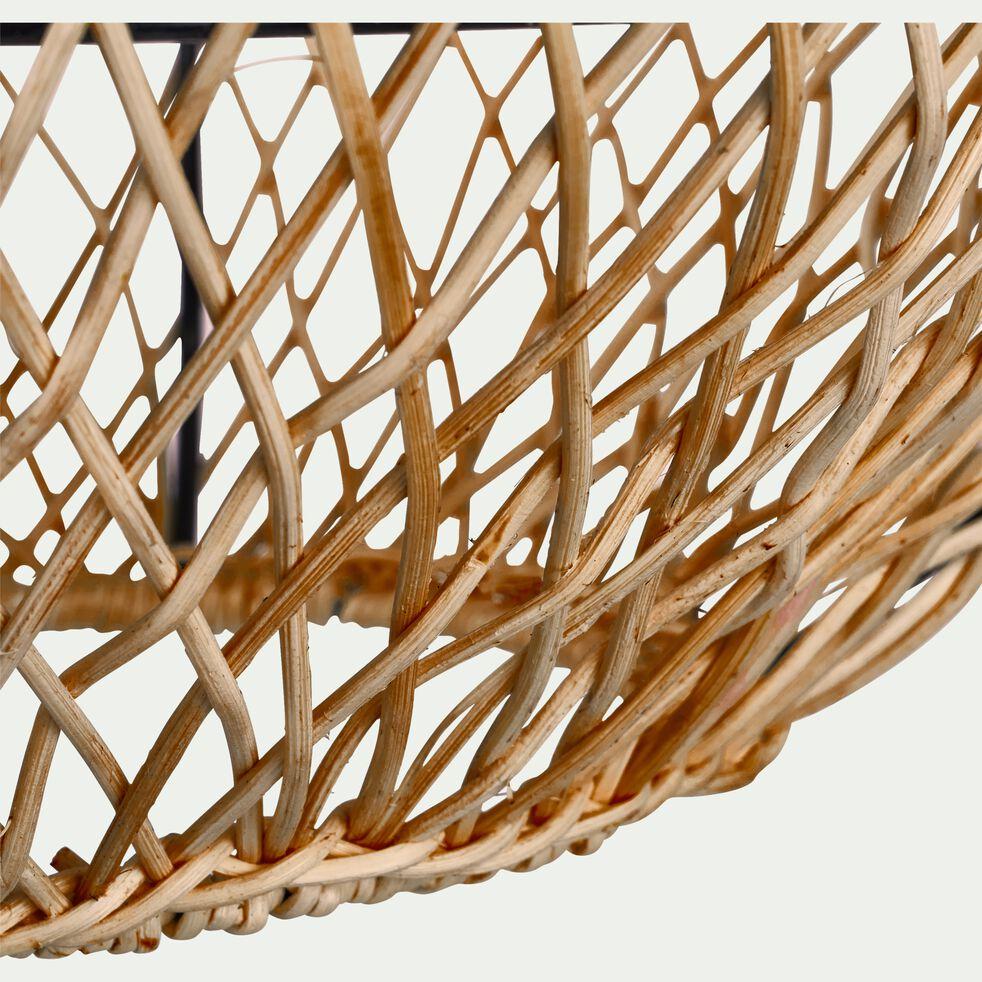 Suspension en bambou - D25xH50cm-CAROUBIER