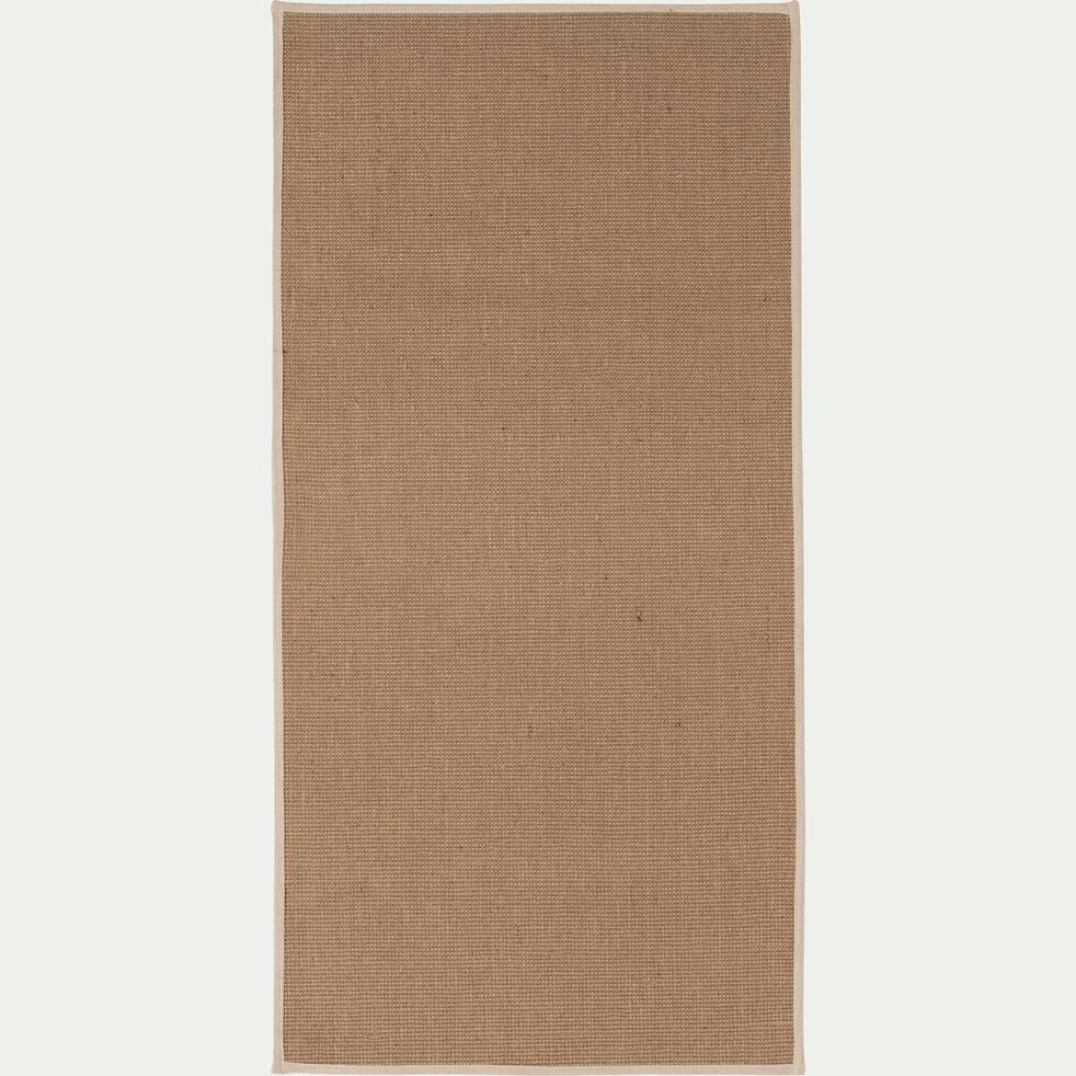 Tapis en jute - naturel 60x120cm-MAGNOLIAS