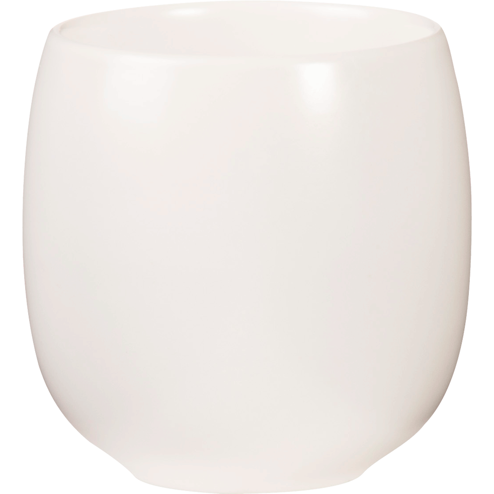 Gobelet à thé en porcelaine blanche 17cl-NILGIRI