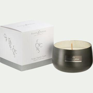 Bougie parfumée senteur Encens 260g-ENCENS