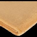 Serviette en coton 50x100cm beige nèfle-AZUR