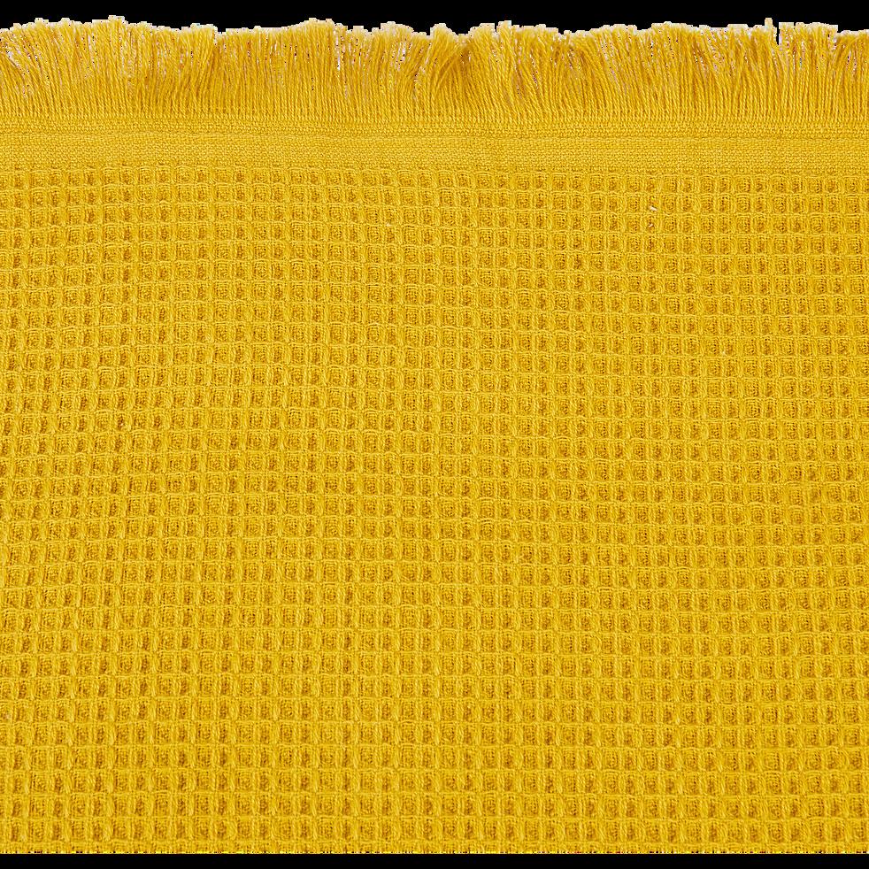 Lot de 2 gants 15x21cm jaune cari-JELENA
