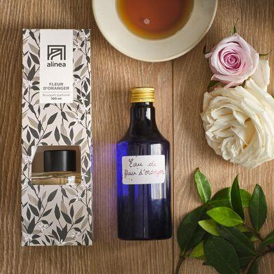 Diffuseur de parfum Fleur d'oranger 100ml-FLEUR D ORANGER