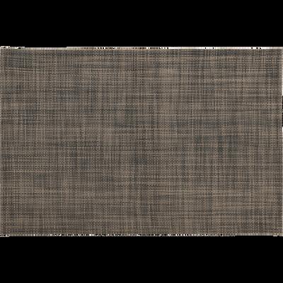 Set de table en PVC gris 30x45cm-TALAS