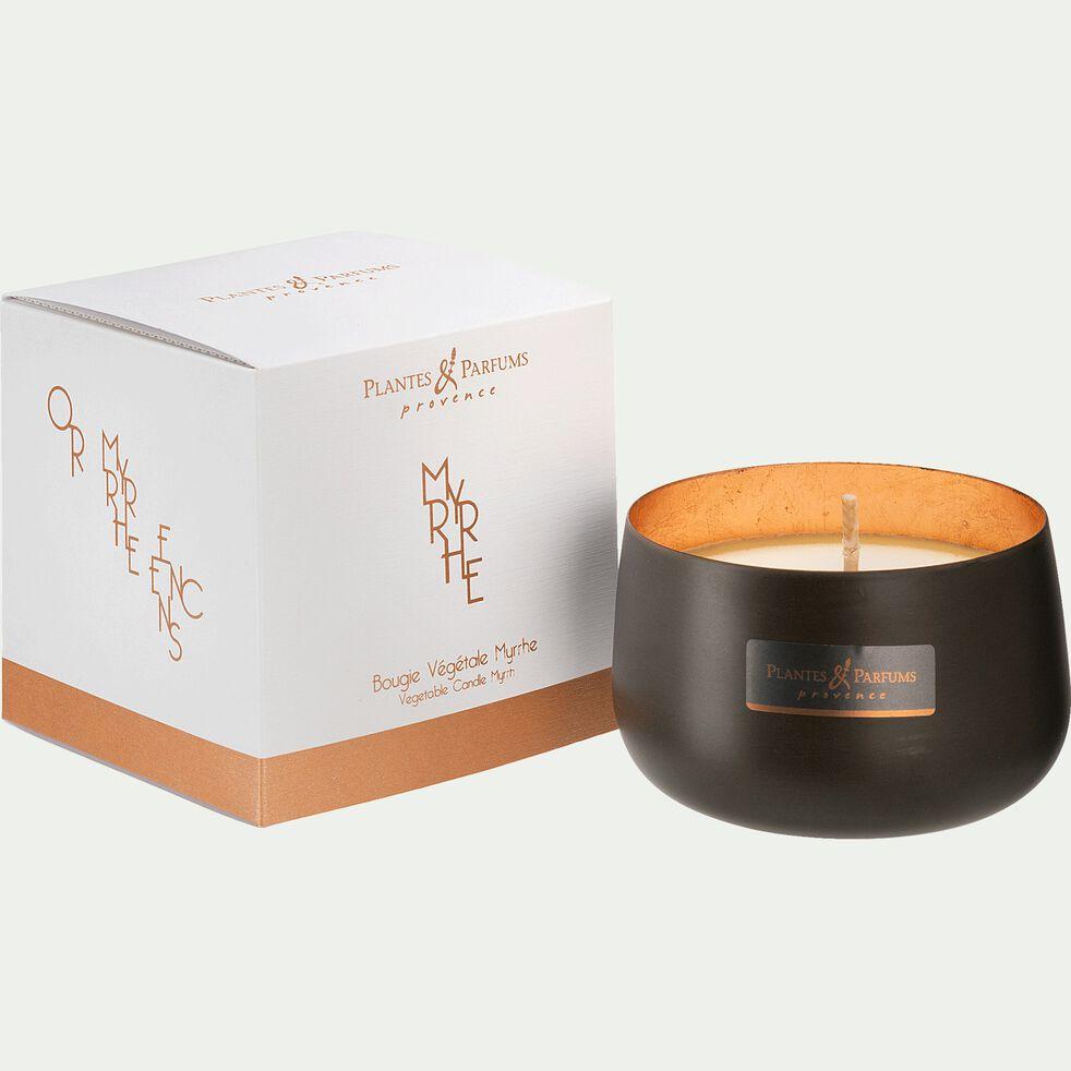 Bougie parfumée senteur Myrrhe 260g-MYRRHE