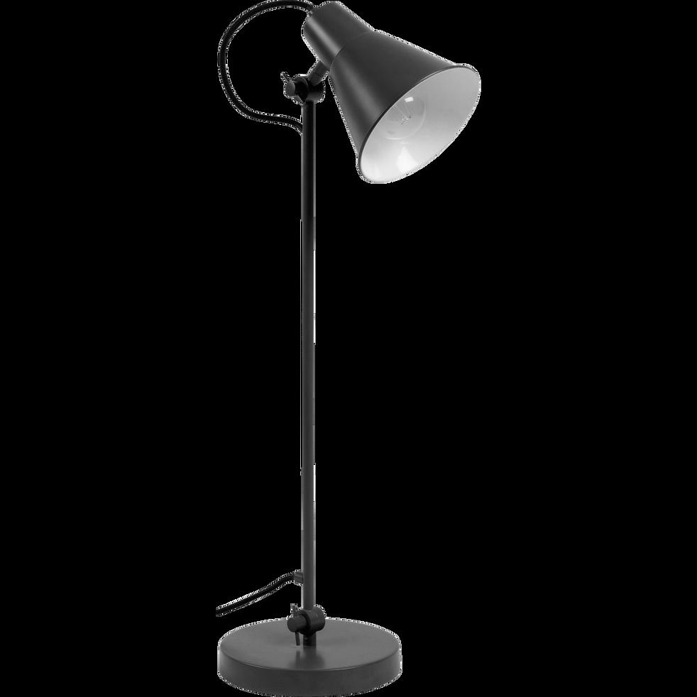 Lampe à poser noir H65cm-BEYA