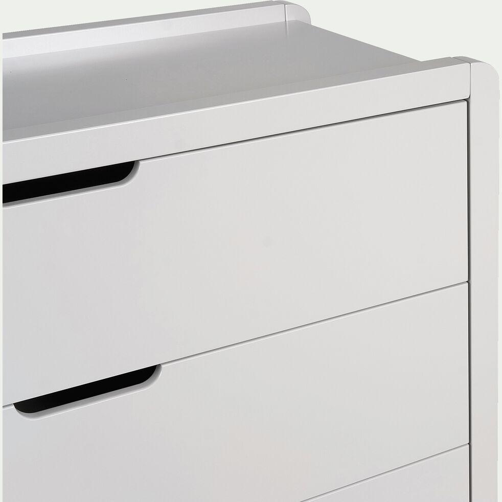 Commode 3 tiroirs gris borie-JAUME