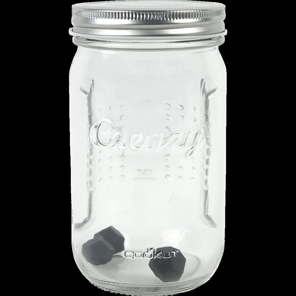 Bocal shaker à chantilly écologique-CREAZY