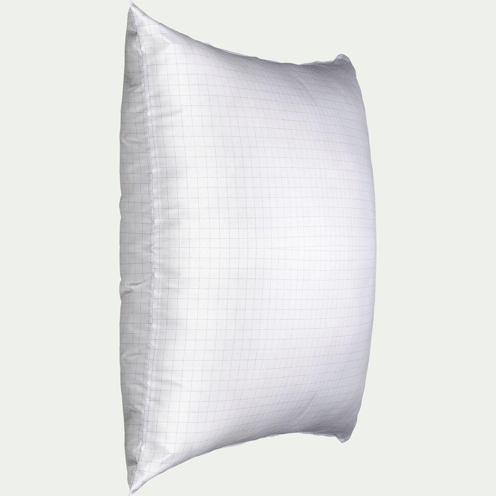 Oreiller thermorégulateur et anti-acariens 60x60cm-TOTAL PROTECT