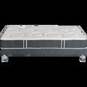 Matelas mousse Bultex Nano&Protect 25 cm - 90x190 cm-CLEANY