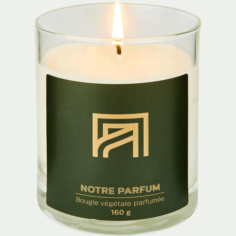 Bougie parfumée senteur Notre Parfum 160g-NOTREPARFUM