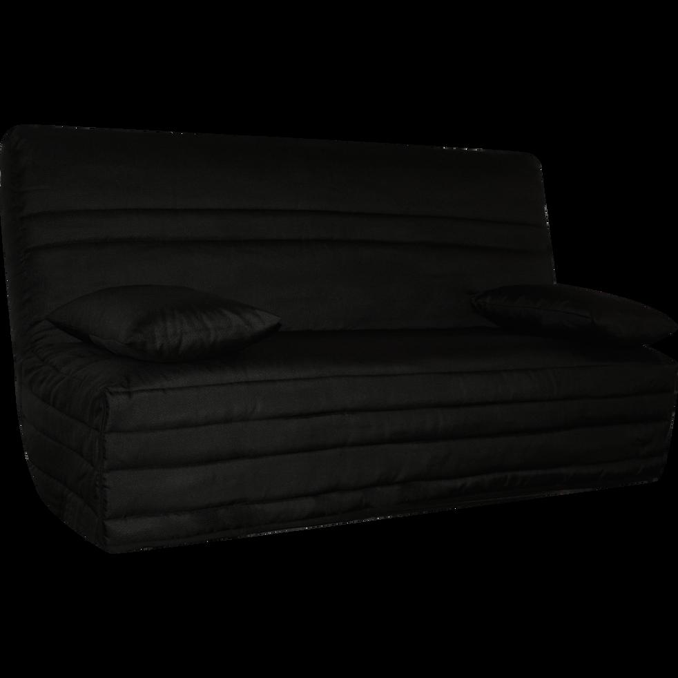housse pour clic clac 130cm noire ha ti bz et clic. Black Bedroom Furniture Sets. Home Design Ideas