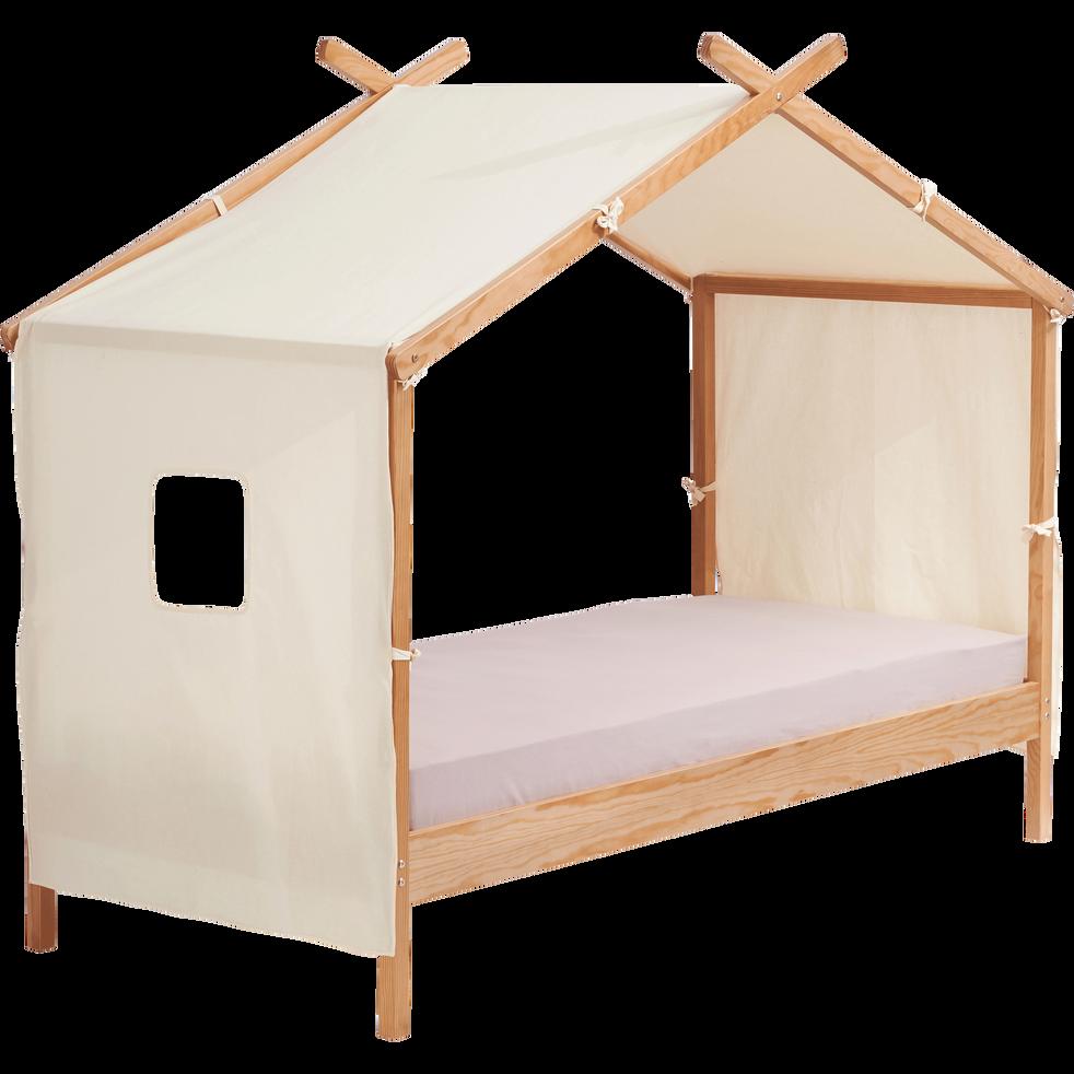 Tissu décor pour lit enfant Alouette-ALOUETTE