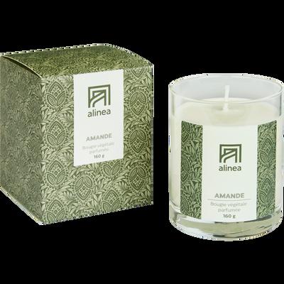 Bougie parfumée Amande 160g-AMANDE