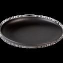 Assiette à dessert en porcelaine qualité hôtelière D16cm-TARA