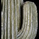 Cactus artificiel d'extérieur vert H124cm-GOBI