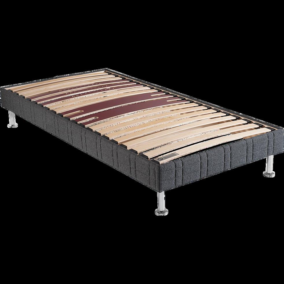 Sommier tapissier Bultex 14 cm - 90x190 cm-INTEREST