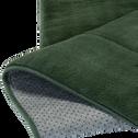 Tapis imitation fourrure vert cèdre - Plusieurs tailles-ROBIN