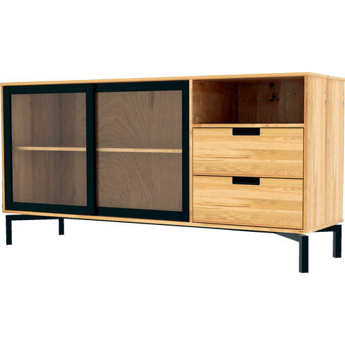 buffet buffet pour salon et s jour alinea ameublement salon s jour et bureau alinea. Black Bedroom Furniture Sets. Home Design Ideas