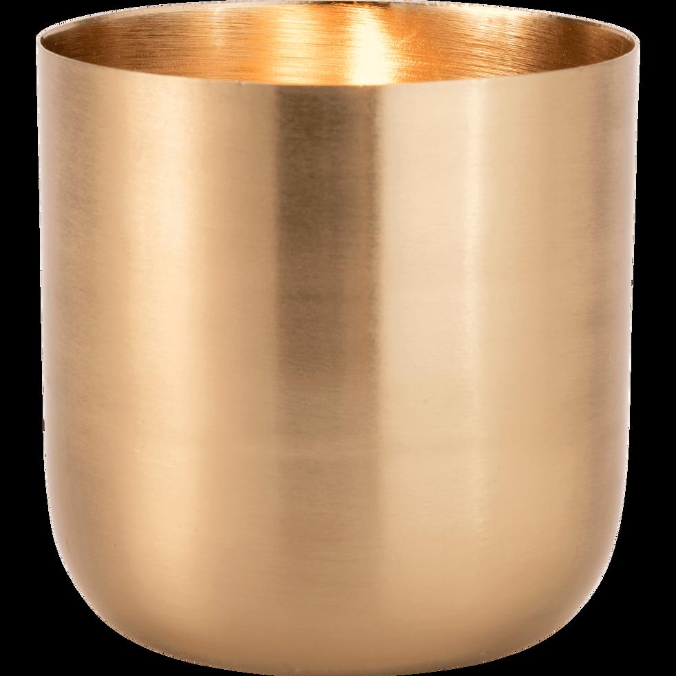 Bougie dorée 185g (plusieurs tailles)-EPSILON