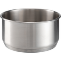 Casserole en inox D16cm (tous feux dont induction)-COUZ