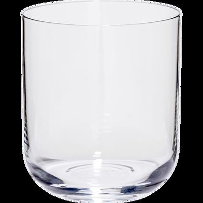 Verre transparent en verre 45cl-SUBLIME
