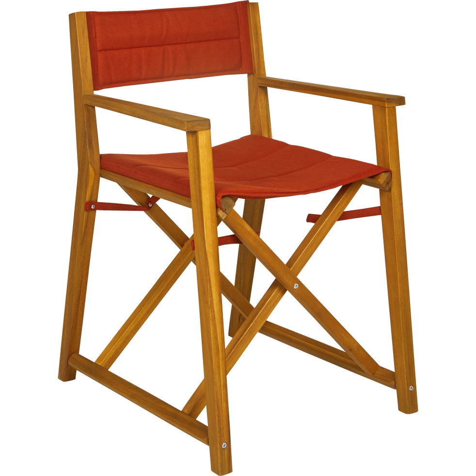 Fauteuil de jardin r gisseur en acacia rouge azerole alassio fauteuils de jardin alinea - Alinea fauteuil jardin ...