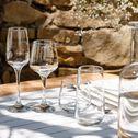 Coffret de 6 verres à vin - transparent 29,5cl-LAL