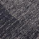 Tapis motif lune - bleu 160x230cm-luno