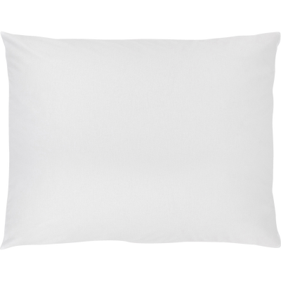 Lot de 2 taies oreiller 50x70cm blanc optique-CALANQUES