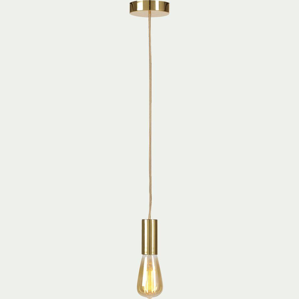 Suspension décorative - doré H100cm-SAVANA