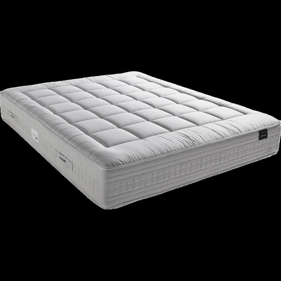 matelas ressorts ensach s duvivier 30 cm 160x200 cm soyance 160x200 cm soldes alinea. Black Bedroom Furniture Sets. Home Design Ideas