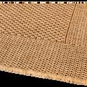 Tapis extérieur et intérieur coloris naturel 200x290 cm-KELLY
