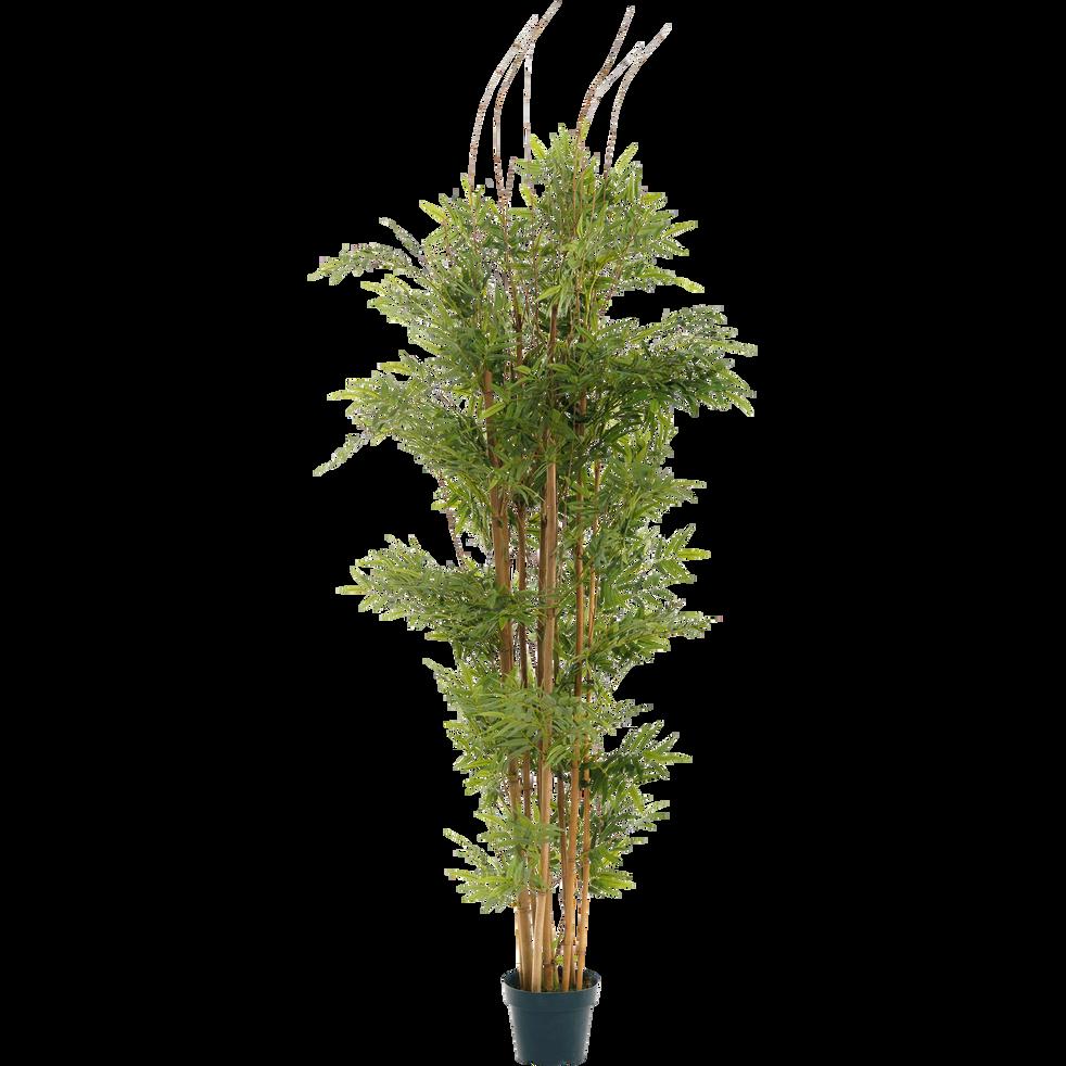 Plante artificielle hauteur 150cm-BAMBOU