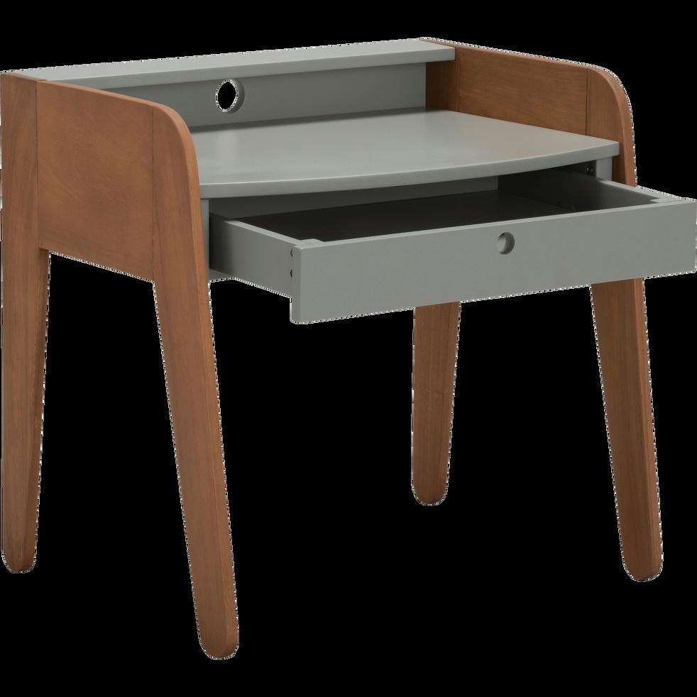 bureau en acacia pour enfant vert olivier - raphael - tables