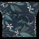 Lot de 2 taies oreiller fleur d'oranger 63x63cm-AZALEE
