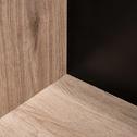 Tiroir et niche pour lit Castel en 120x200cm-CASTEL
